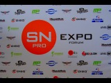 SN PRO EXPO FORUM 2014 - Второй день