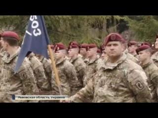 """""""Небесные солдаты"""" научат украинцев воевать с населением юго-востока"""