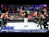 10-Man Tag Team Match SmackDown, Sept. 5, 2014