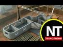 Китайская компания Winsun напечатала первую пятиэтажку на 3D принтере
