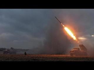 За сутки до минской встречи в Дебальцеве не умолкают пушки