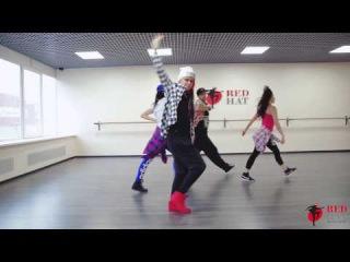 Jazz Funk   Viktoriya Daineko - Hi def   Choreo by Ivan Pik