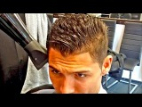 Hairstyles for men - CR7 Cristiano Ronaldo