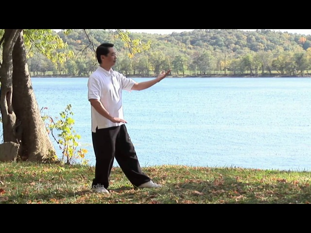 From BodyWisdoms Tai Chi for Beginners with Chris Pei - Intro, Warm-up Part 1 Yang 24 form