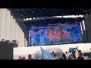Голубые береты День ВДВ на ВДНХ 02.08.15