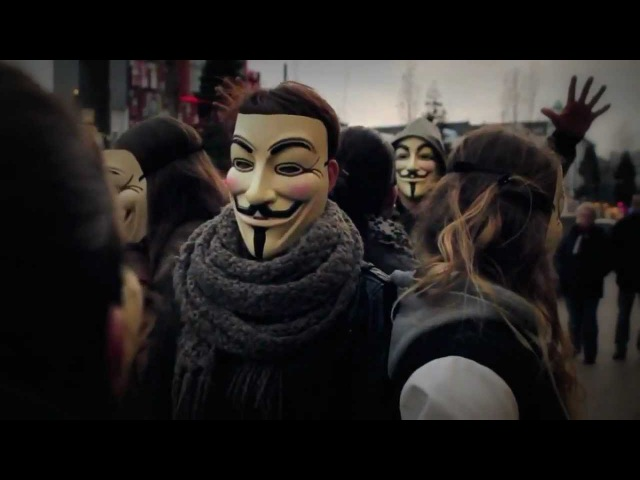 A(Original Mix) (Guy Fawkes mask)