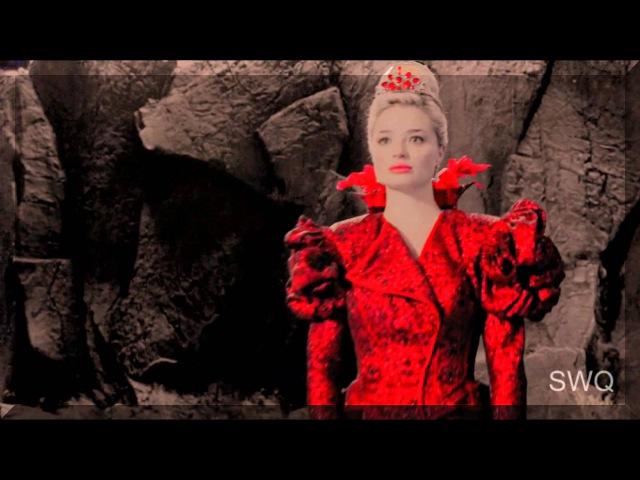 Red Queen • Bubblegum Bitch {OUAT in Wonderland}