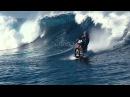 В Австралии известный гонщик покорил гигантскую волну на мотоцикле