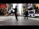 Los Hermanos Macana Tango New York Times Square