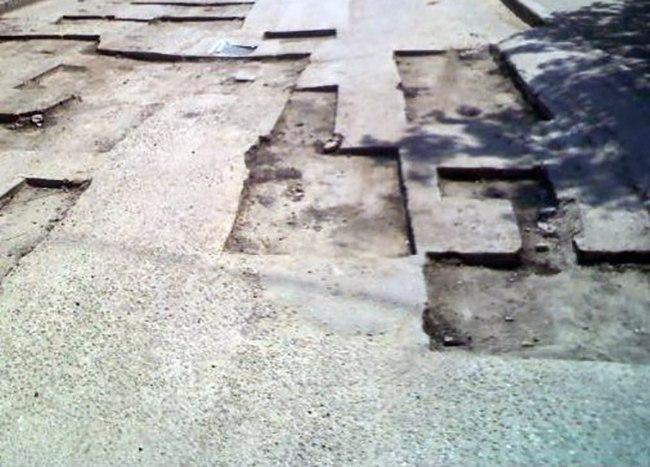 На родине Чехова продолжают восстановление городского освещения и карто-ямочный ремонт дорог