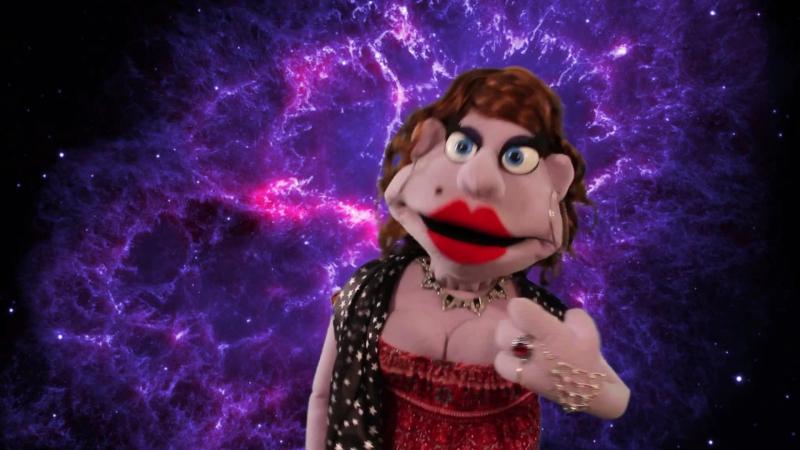 ALLES AUSSER IRDISCH Puppet Comedy Show of Alpar Fendo