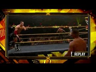 (WWEWM) WWE NXT 19.06.2014 - The Ascension (Konnor & Viktor) (c) vs. Tyson Kidd & Sami Zayn (NXT Tag Team Championship)