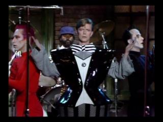 David Bowie - Saturday Night Live   SNL HD (US TV, NBC) (1979)