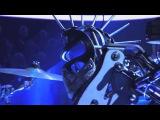 Compressor Head los robots de metal pesado tocan una de ACDC