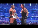 WWE Wrestlemania 27 - The Undertaker vs Triple H - No Holds Barred Full Match