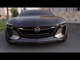 Opel Monza Driving Review  AutoMotoTV Deutsch