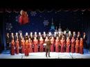 Академічний муніципальний хор «Вінниця» -- Ой ходить сон коло вікон (08)