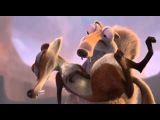 Best of Ice Age 3 Dawn of the Dinosaurs - Scrat Mashup - Part 2 HD