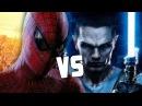 SPIDER - MAN VS STARKILLER | ЧЕЛОВЕК - ПАУК VS СТАРКИЛЛЕР НЕАДЕКВАТНЫЕ РЕП БИТВЫ |
