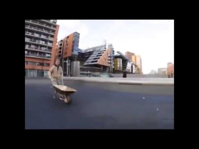 Extreme Wheelbarrow Tricks!