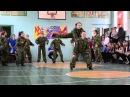 Танец девушек А ну-ка,парни! (Агутин) 11 класс