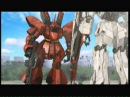 Dynasty Warriors Gundam 3 Eng Dub Scenes Full Frontal and Unicorn