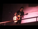 I'm Low on Gas and You Need A Jacket (acoustic) - Pierce the Veil @ The Catalyst, Santa Cruz