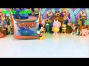 Mickey Mouse Cars DJ meet new friends peppa pig Маша и Медведь Paw Patrol Play Doh Minecraft