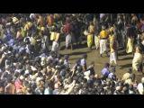 Ratha Yatra 2015. Madan Mohan goes in Gundicha temple 2