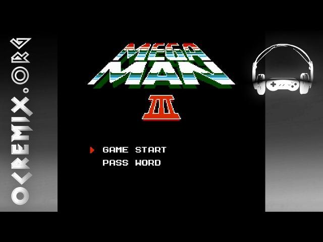 OC ReMix 464 Mega Man 3 Blue Lightning [Title] by Disco Dan