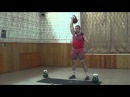 170 reps snatch in Regional competition Chelyabinsk 9/07/15 Ivan Denisov