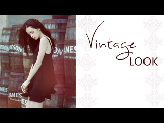 Vintage Look - Photoshop Tutorial ( German/Deutsch )\\ew