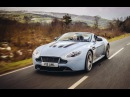 Aston Martin V12 Vantage S Roadster Review: The Loudest Way To Join The 200mph Club
