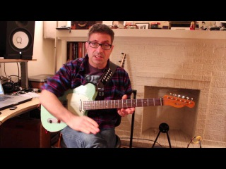 Easy Blues Play-Along 1 - How to play at your first jam session