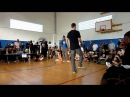 Homeland Robot Battle 2010 Semi-Finals: Slim Boogie vs Ace - TIE BREAKER