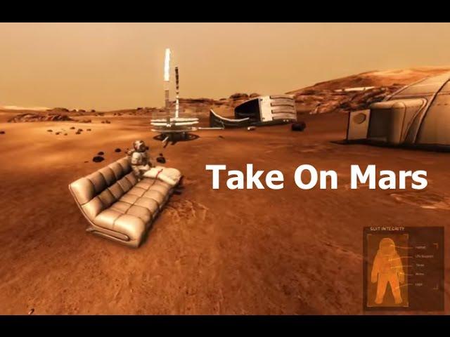 Take On Mars - Beta Release