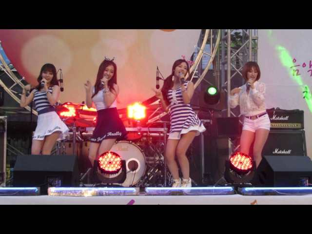 Candy Boy - TREN-D (트랜디) Live @ CM Good Heart Concert