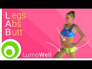 Legs, abs and buttocks workout: exercises to tone legs, lift butt and get flat stomach