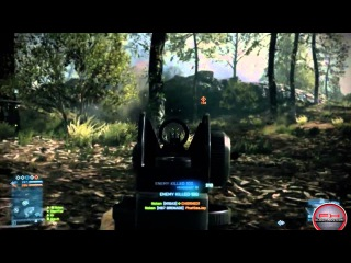 Обзор Battlefield 3 vs. Call of Duty Modern Warfare 3. Битва титанов. (Антон Логвинов)