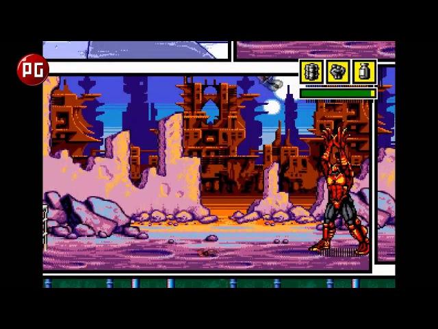 ТОП-10 лучшие 16-битные игры