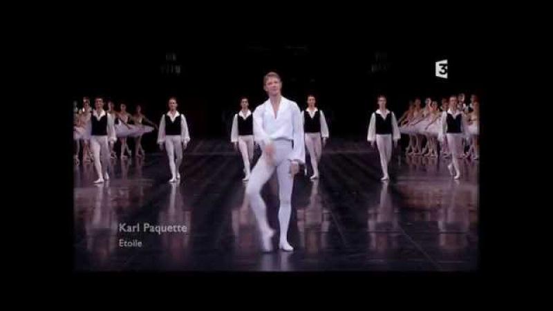 Défilé du ballet de l'Opéra de Paris 2014
