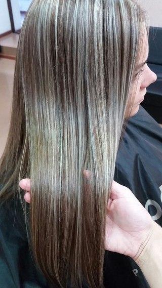 Кератиновое выпрямление волос саранск