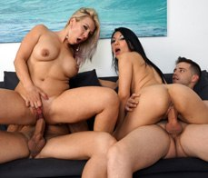 BoldlyGirls – Nikyta, Valentina Sweet – Baptizing The New Studio