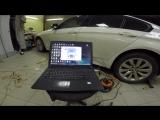 Замена штатной акустики BMW 320i (F30)  и установка усилителя-процессора Audison Prima AP8.9