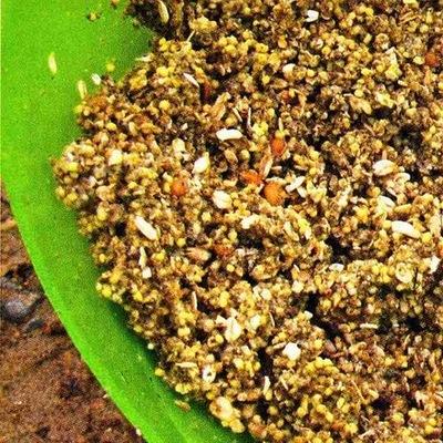 дома делает для Кто рецепт рыбалки жмых-кубики кукурузный
