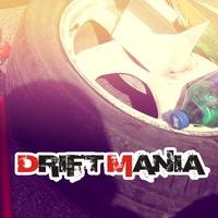 Логотип DRIFT MANIA team Pskov