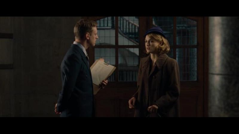Descifrando Enigma - Morten Tyldum 2014 (7/10) Oscar: Mejor guión adaptado. 8 nominaciones incluyendo mejor película.