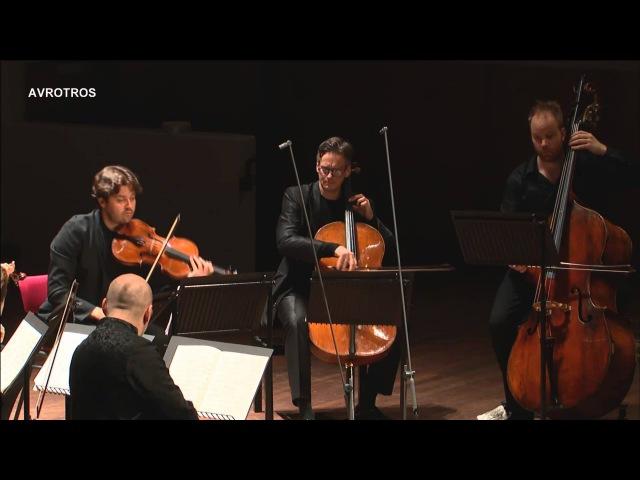 Mendelssohn Octet in Es groot Vilde Frang Julian Rachlin Rick Stotijn e a