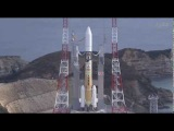 Launch of Japanese H-IIA carrying the asteroid chaser Hayabusa-2