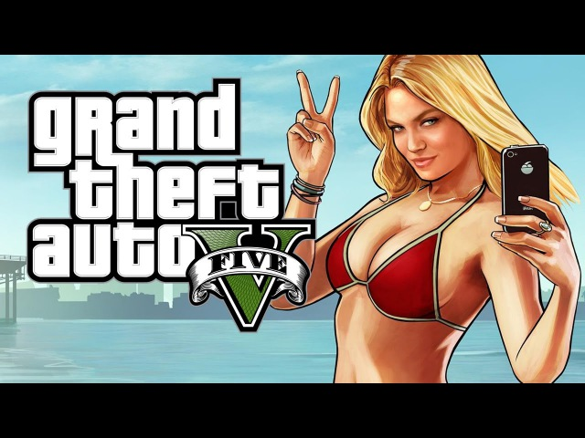 GTA 5 - All the Trailers